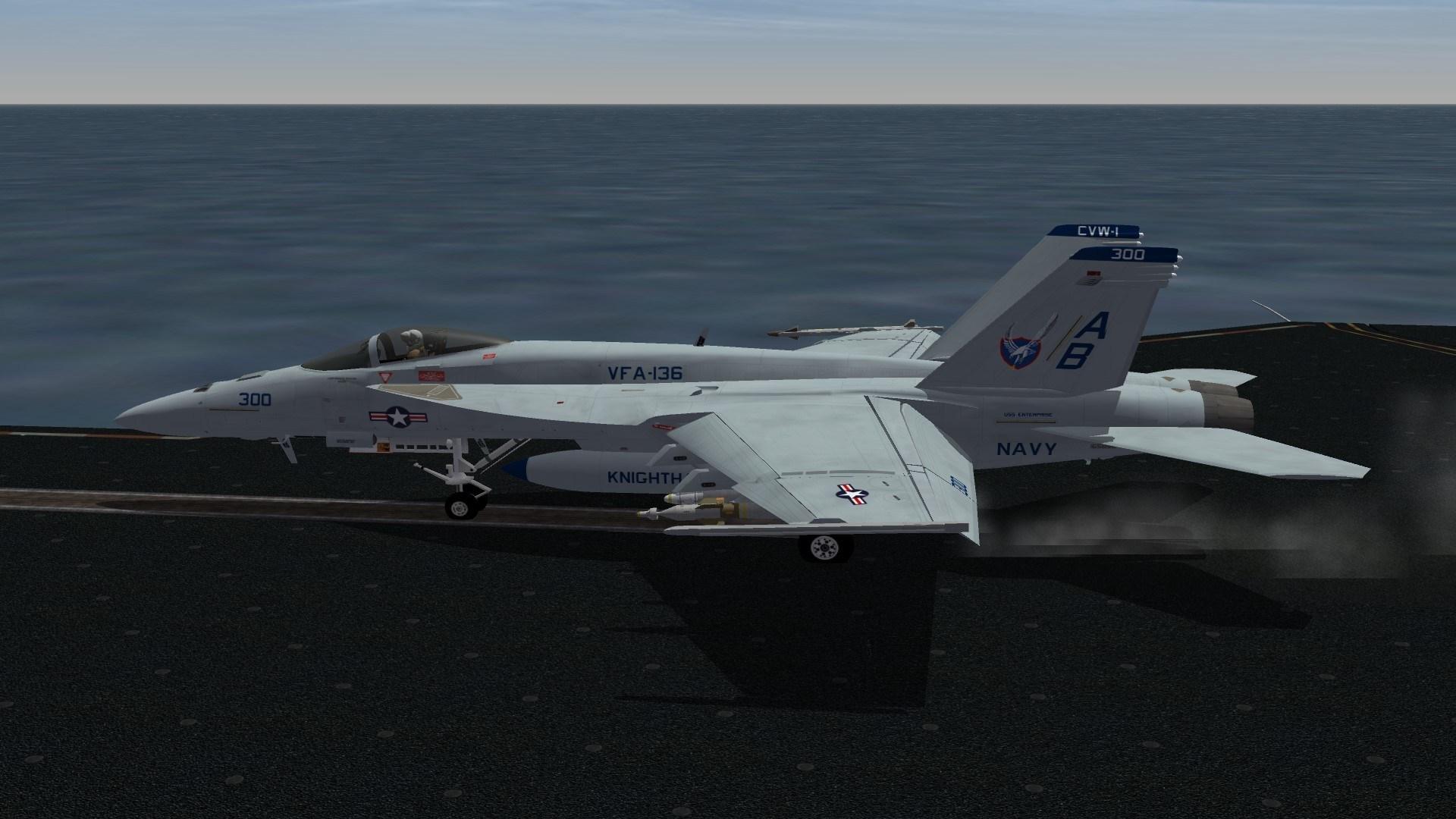 VFA-136 CAG 2011