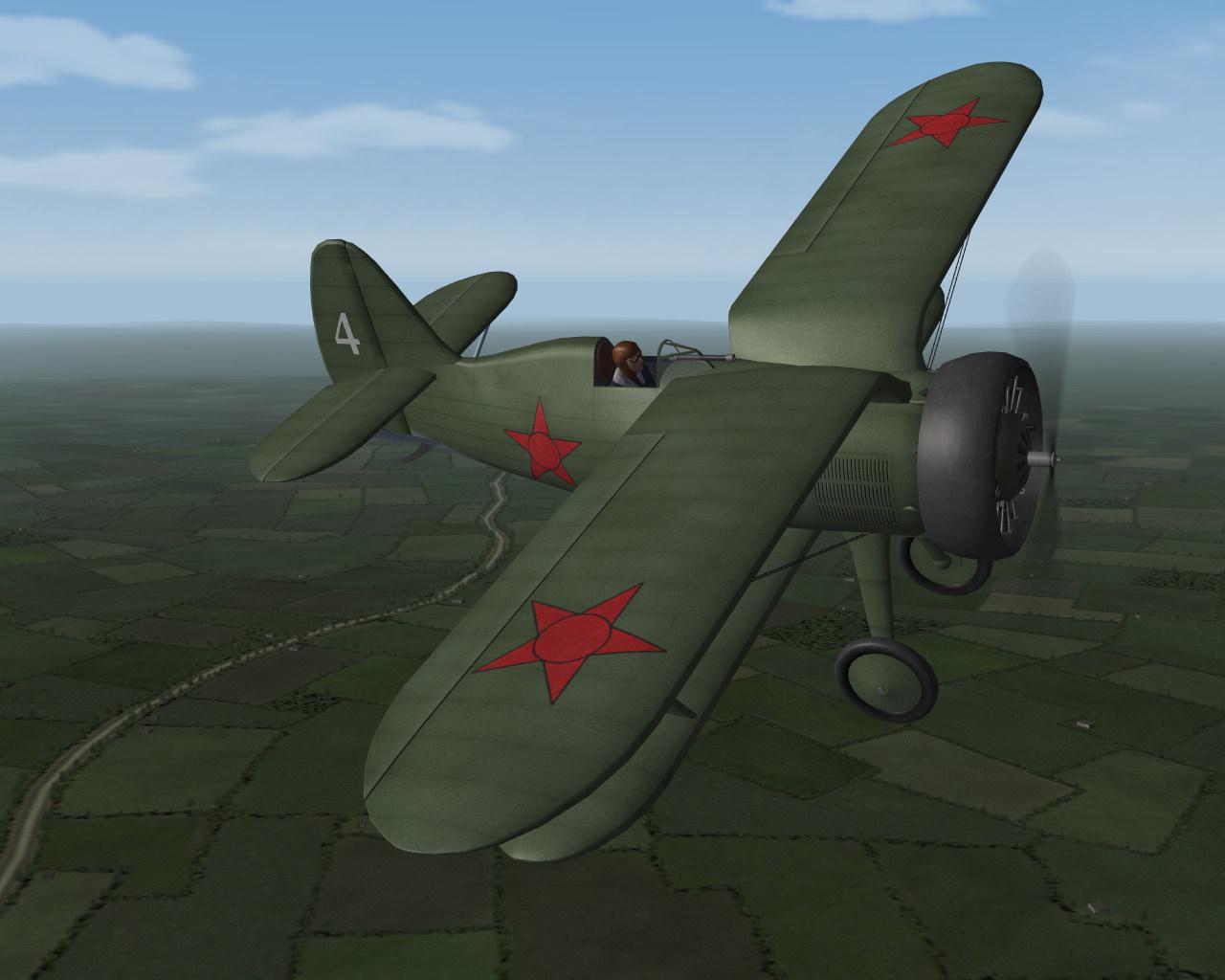 Soviet Green I-15