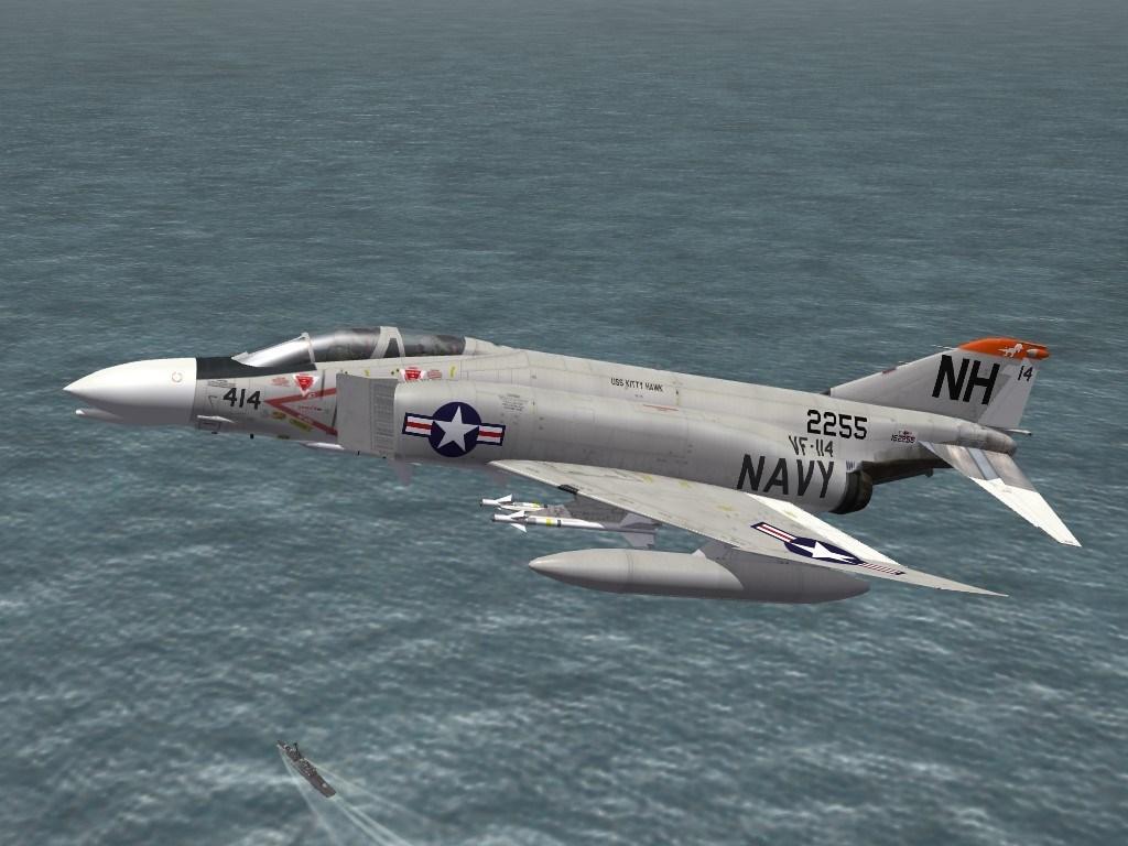 SF2 VF-114 F-4B (65) Phantom Skin/Decal Pack by Mytai
