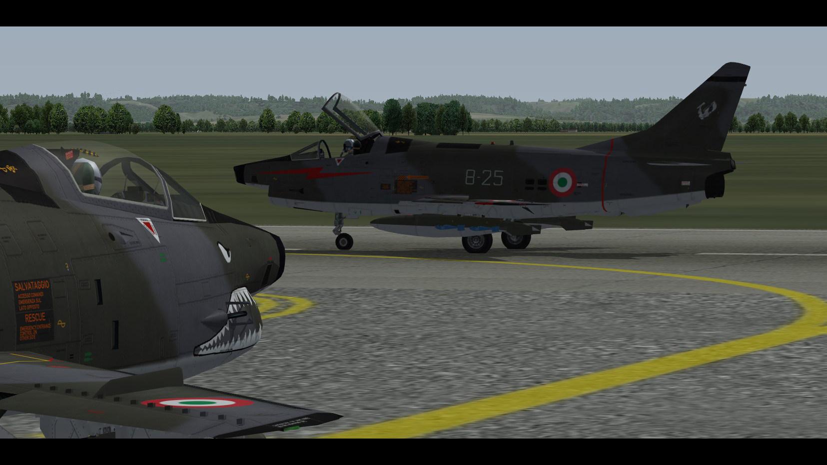 Aeritalia G.91Y Yankee REDUXE