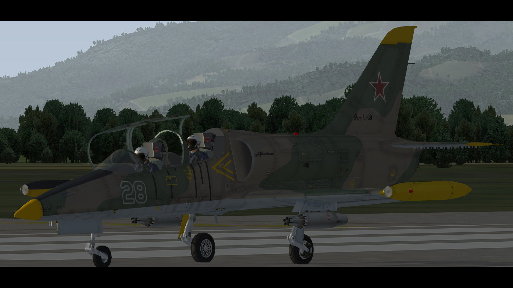 L-39C Russian Camo 2
