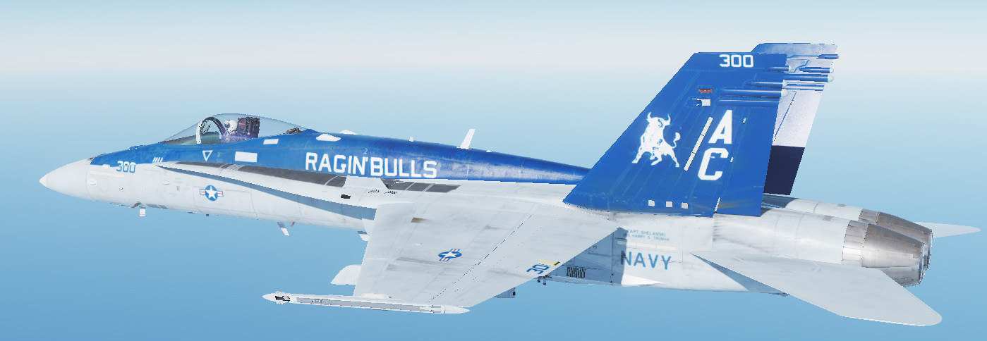 F/A-18C VFA-37 CAG 2008 DCS