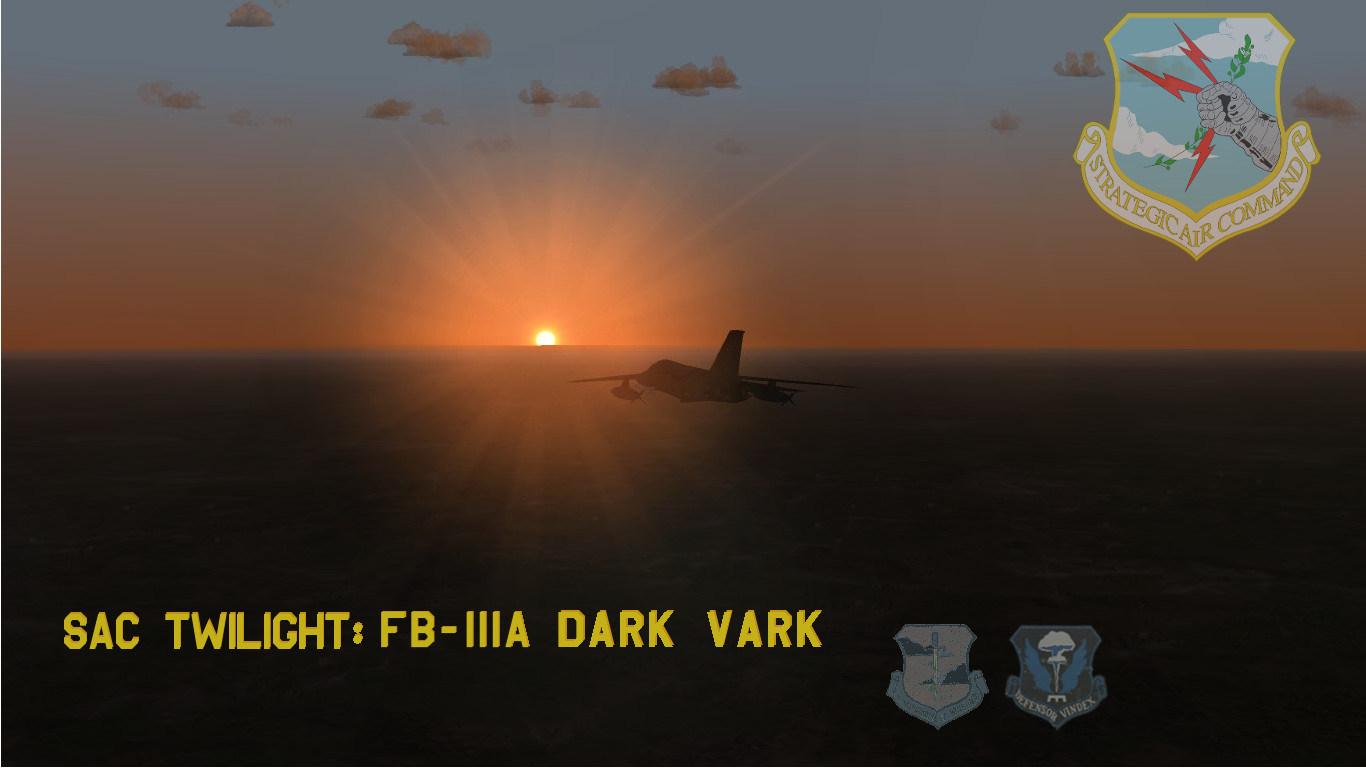 SAC Twilight: FB-111A Dark Vark