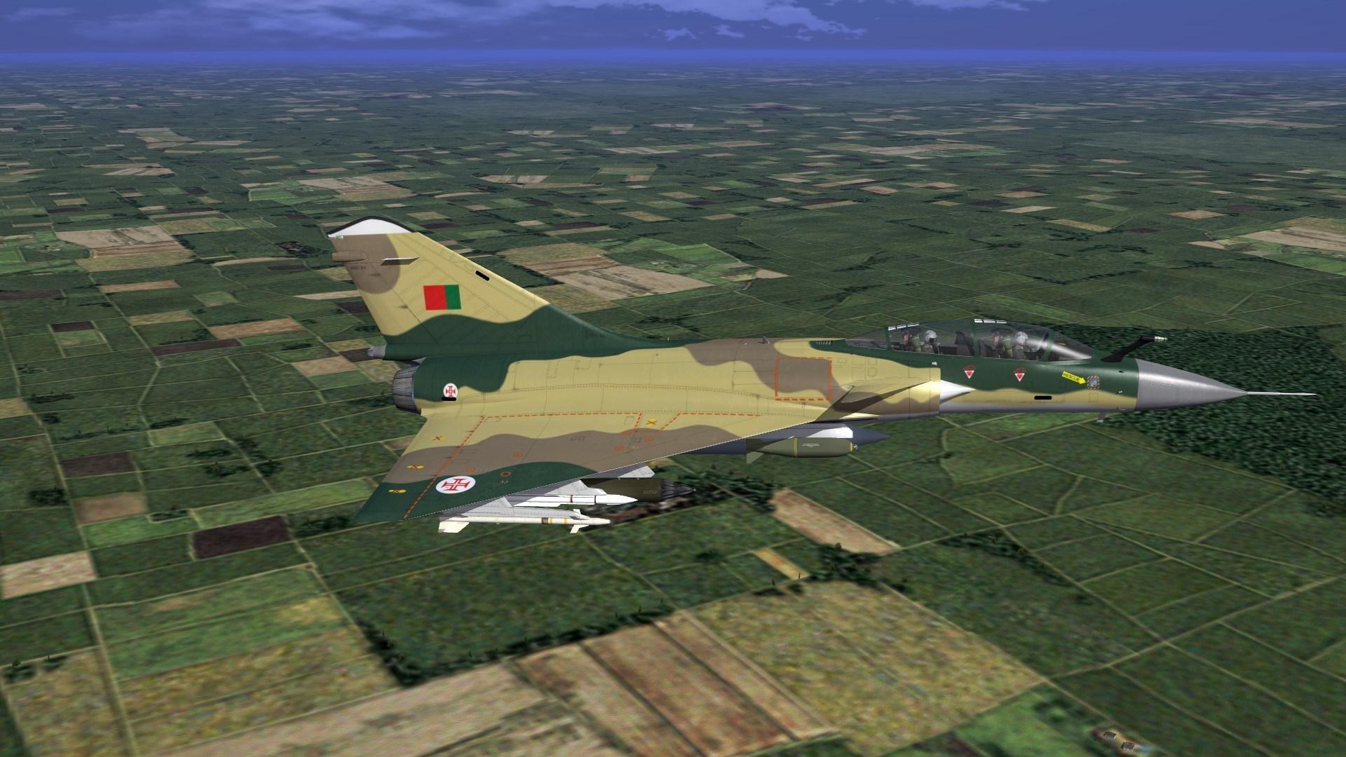 SF2 Mirage 4000P & PB