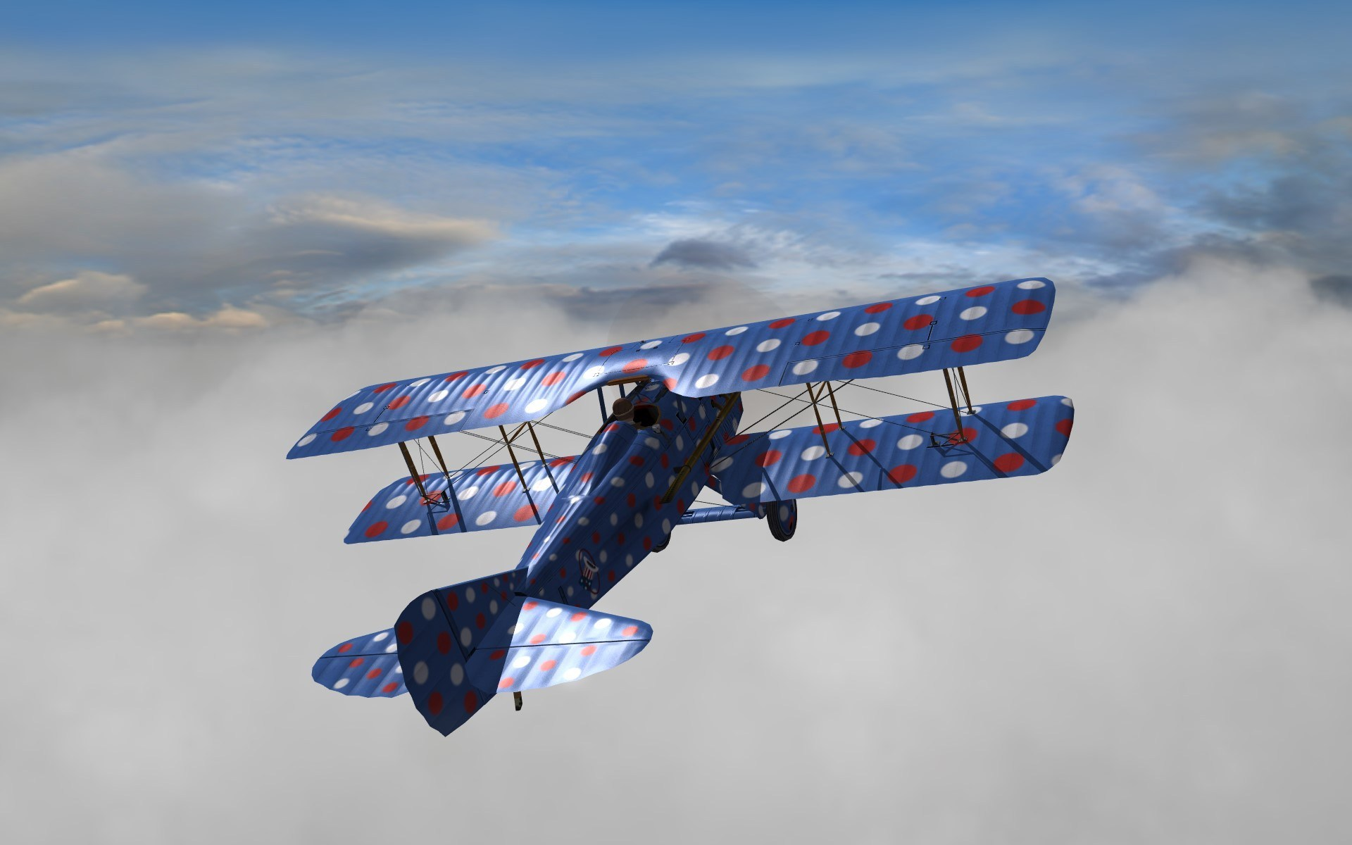 SPAD XIII Easter Egg