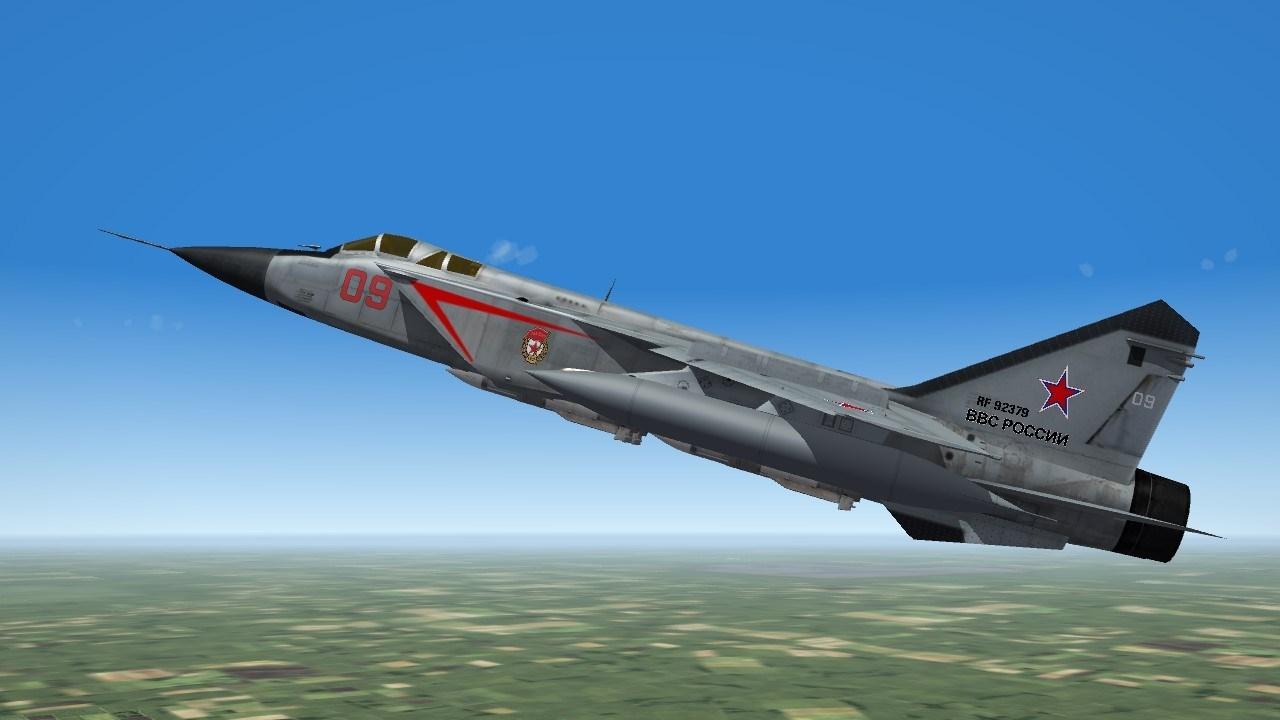 MiG-31M/BM for SF2