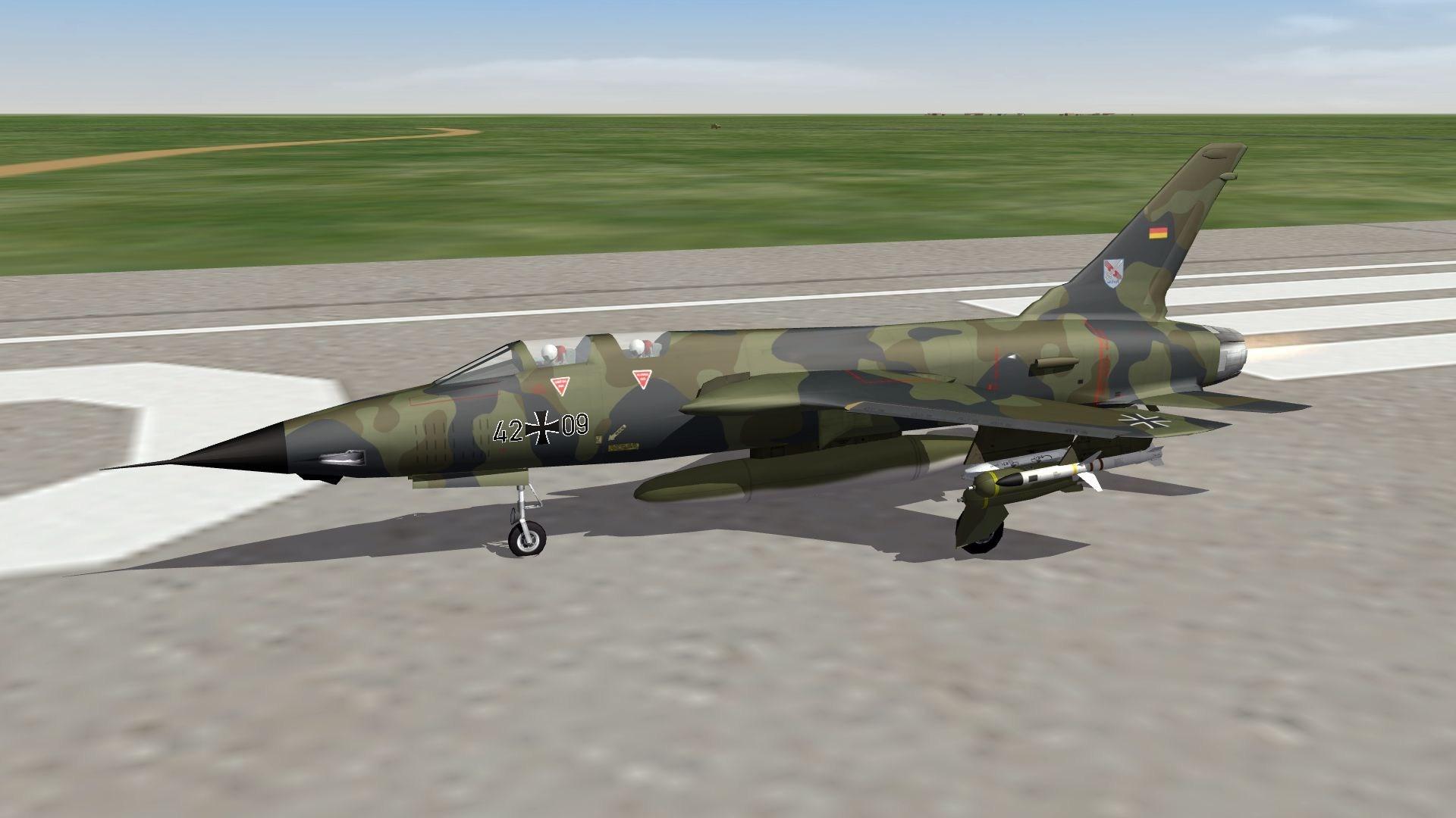 "F-105F - Jagdbombergeschwader 31 ""Boelcke"""