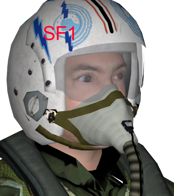 Jet Pilot SF1