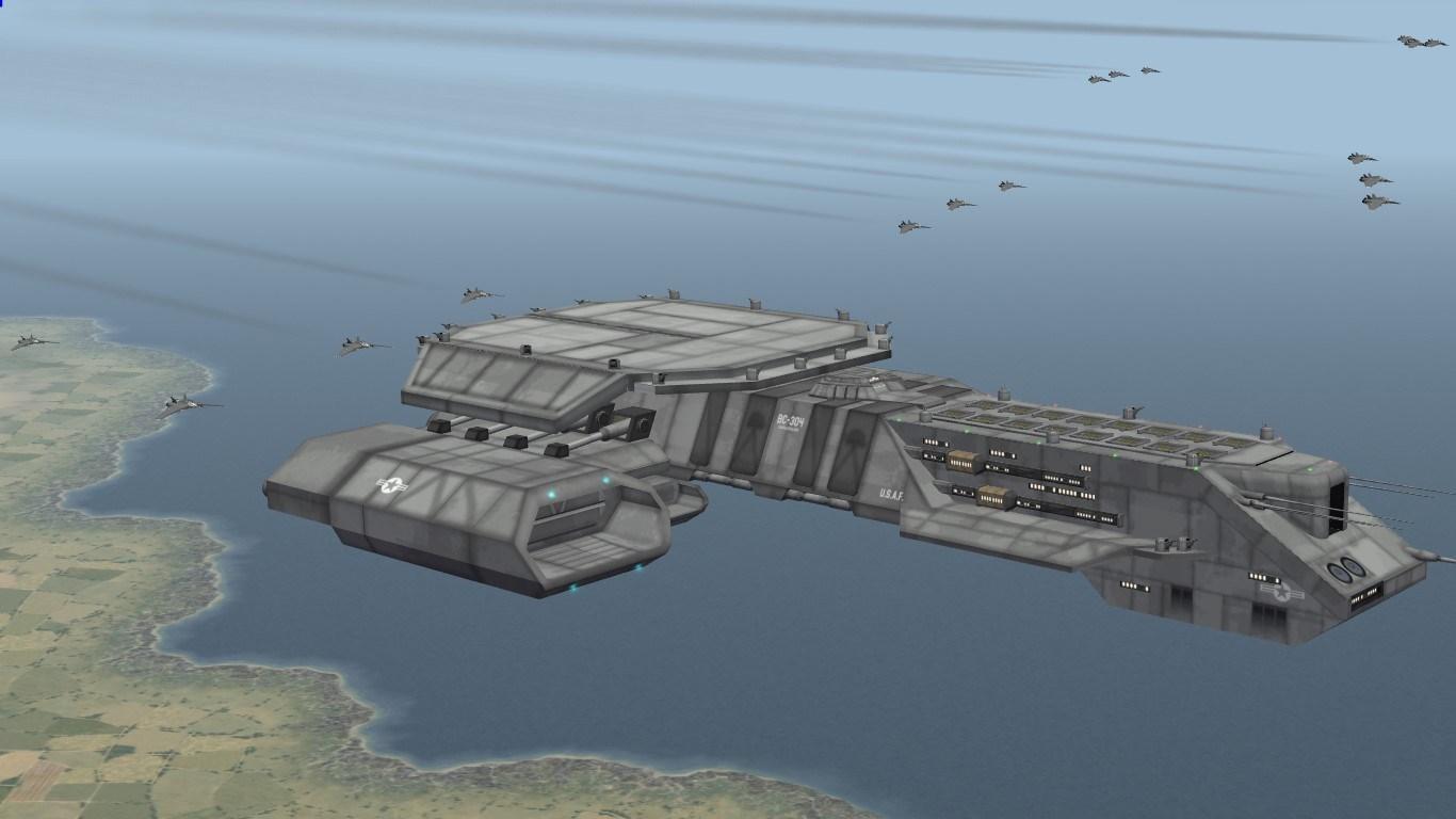 BC-304 Daedalus-Class Battlecruiser
