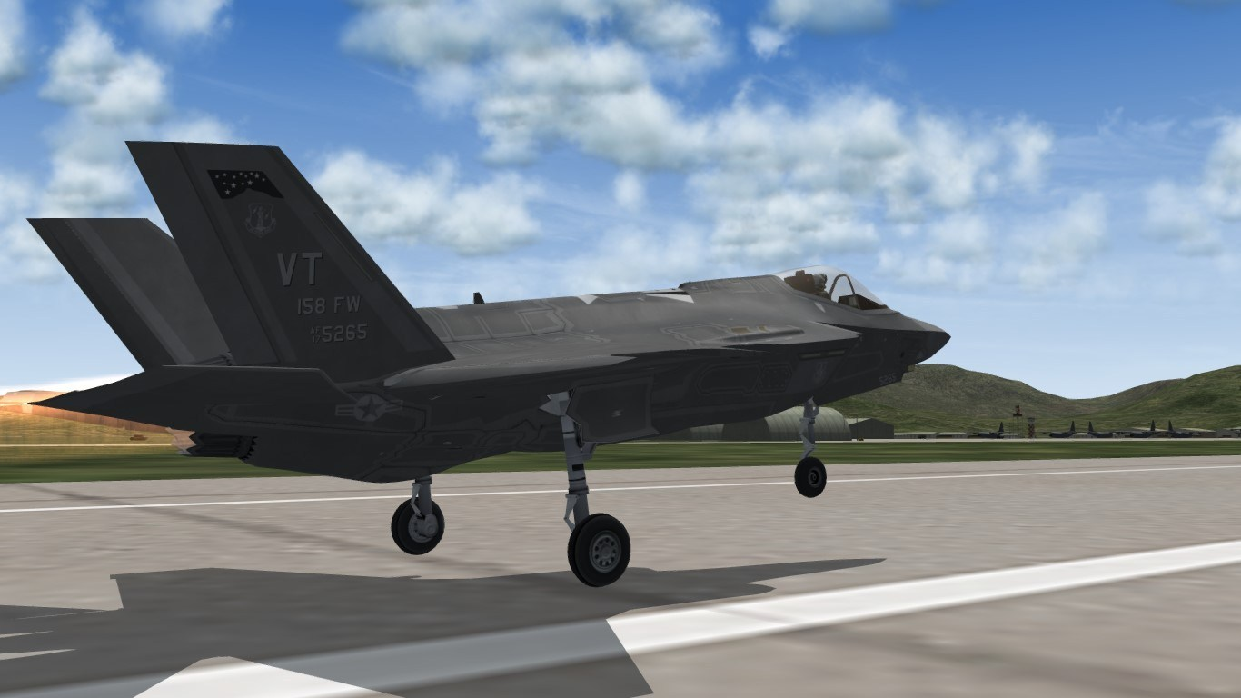 SF2 F-35A Vermont ANG skin