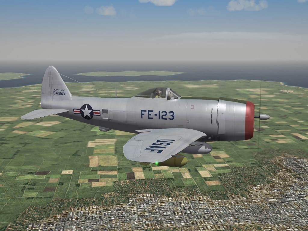 SF2 P-47D-40 Thunderbolt Upgrade/Update Pack