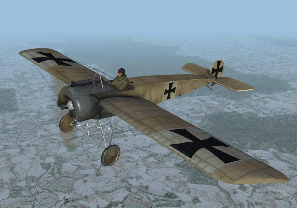 Fokker EI-EiIII skin