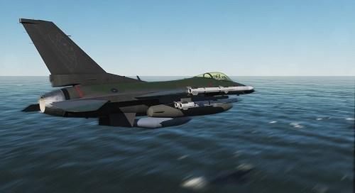 RNZAF F-16C Green V2