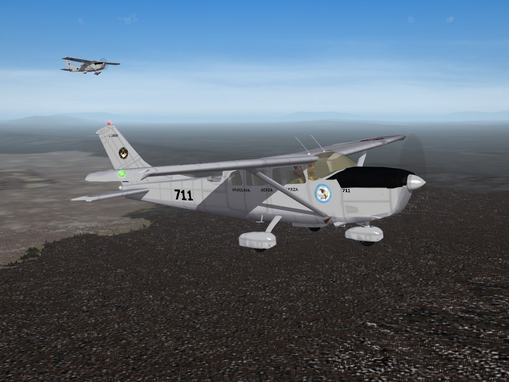 SF2 Cessna 206H Pack by Wingzero