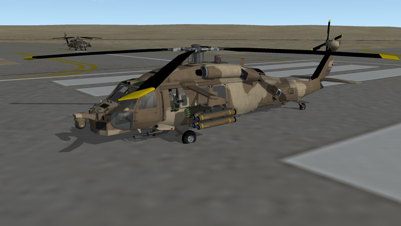 Sikorsky AH-60L BattleHawk