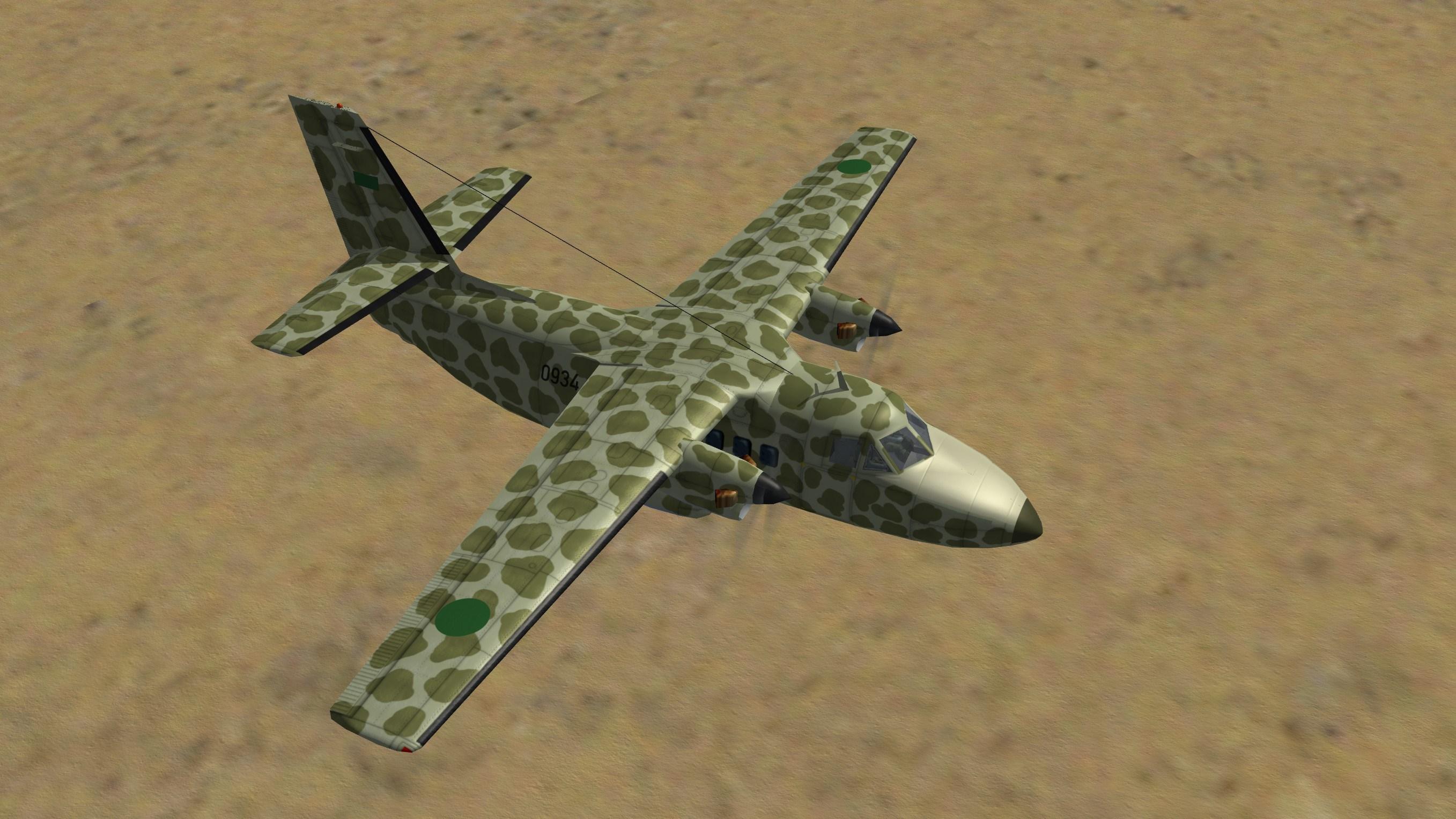 L-410UVP LARAF camo skin