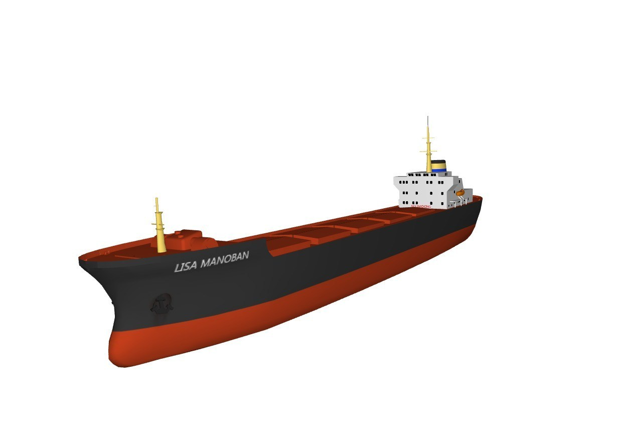 Panamax Motor Vessel Target
