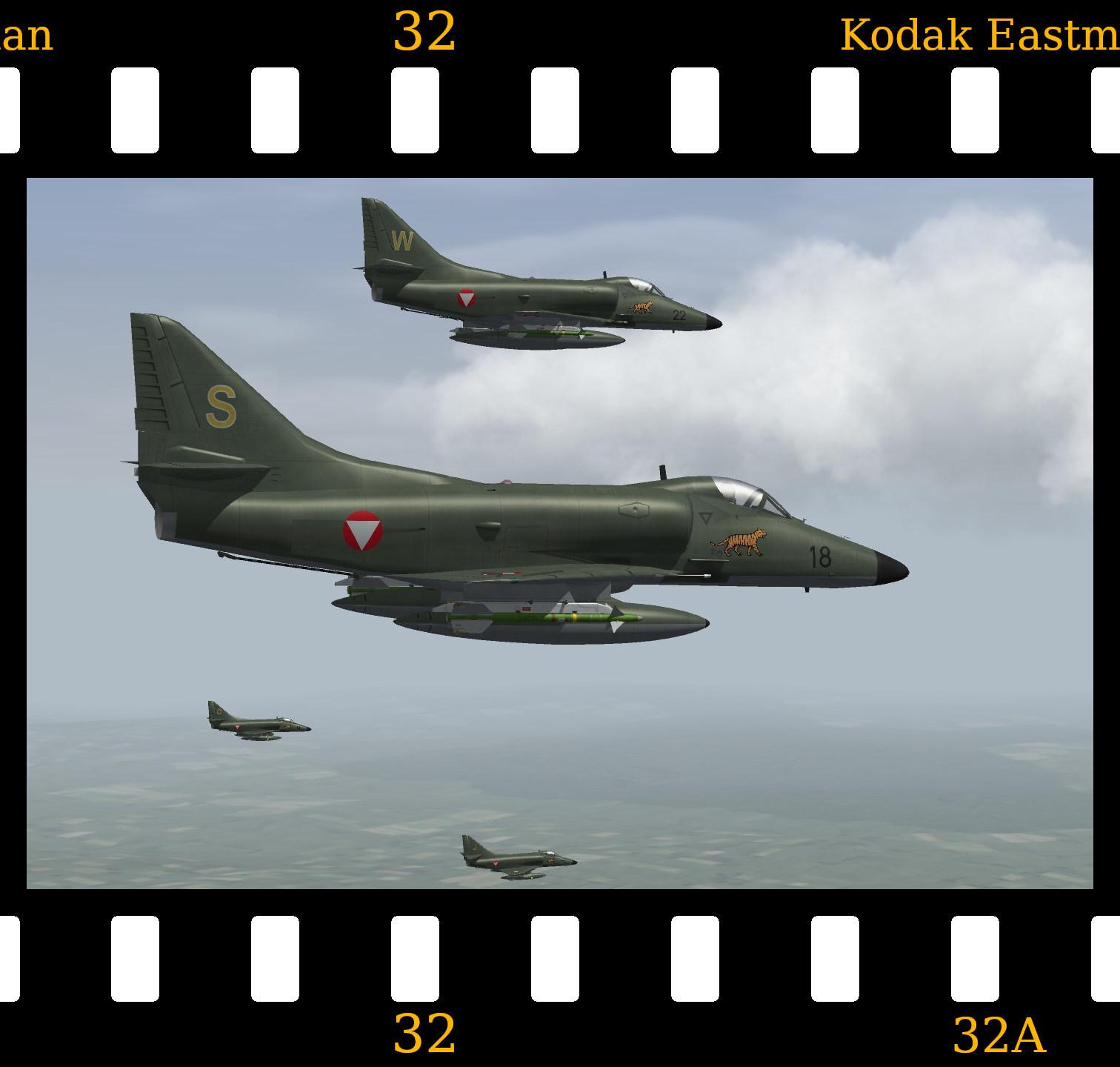 [Fictional] McDonnell Douglas A-4Ö Skyhawk