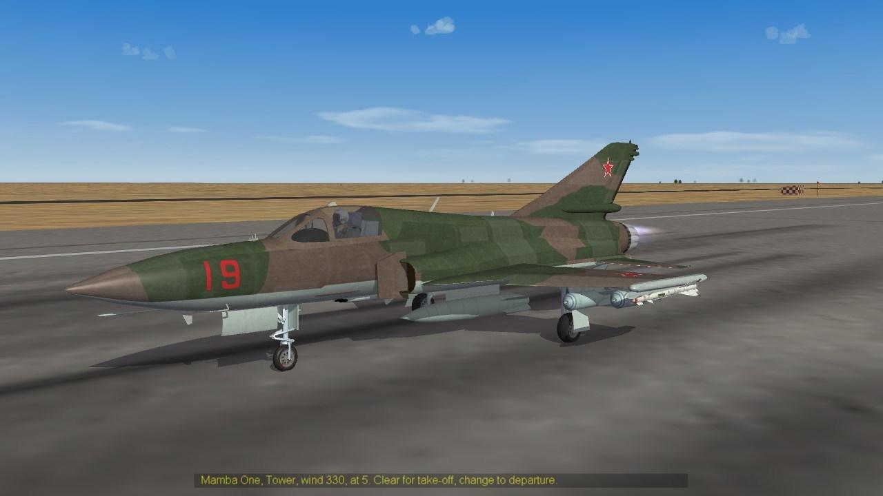 CAF MiG-28 beta pack