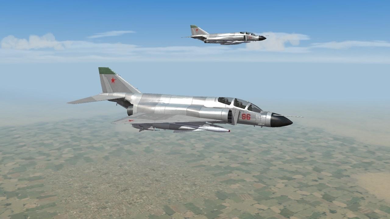 CAF Sukhoy  Su-21 Flagstone-A