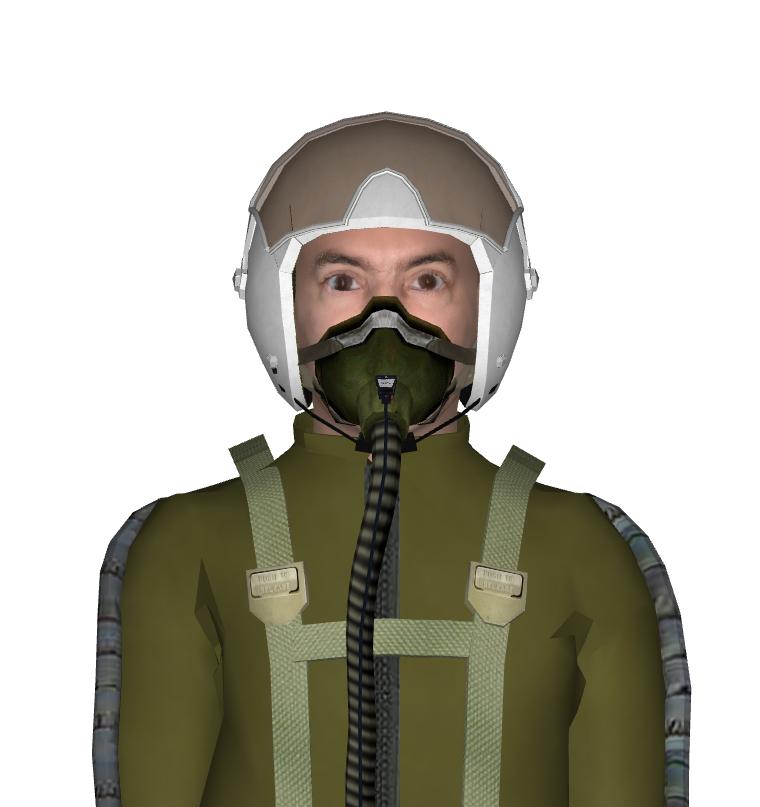 3 Russian Pilots