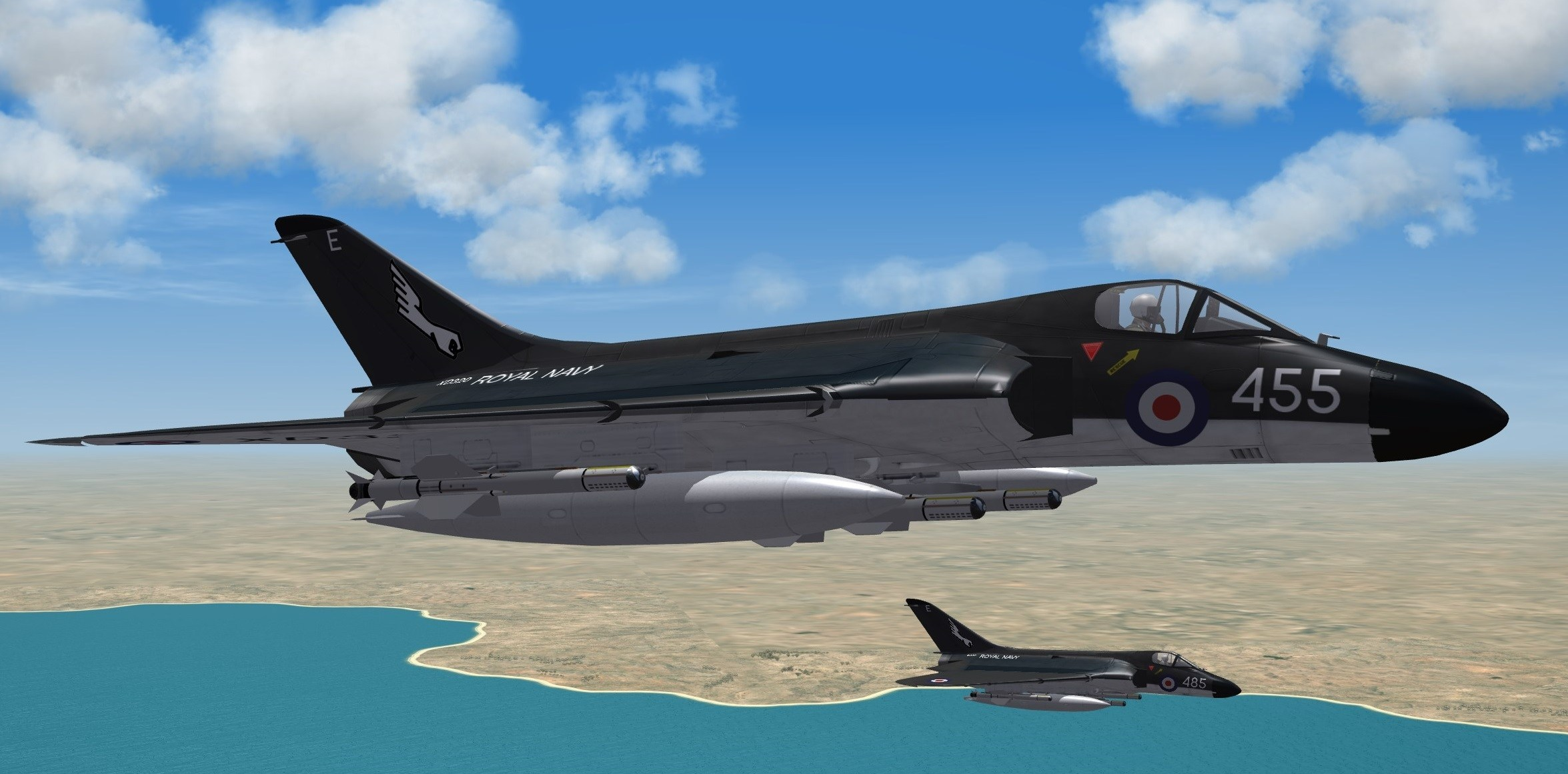 FAA Skyrays