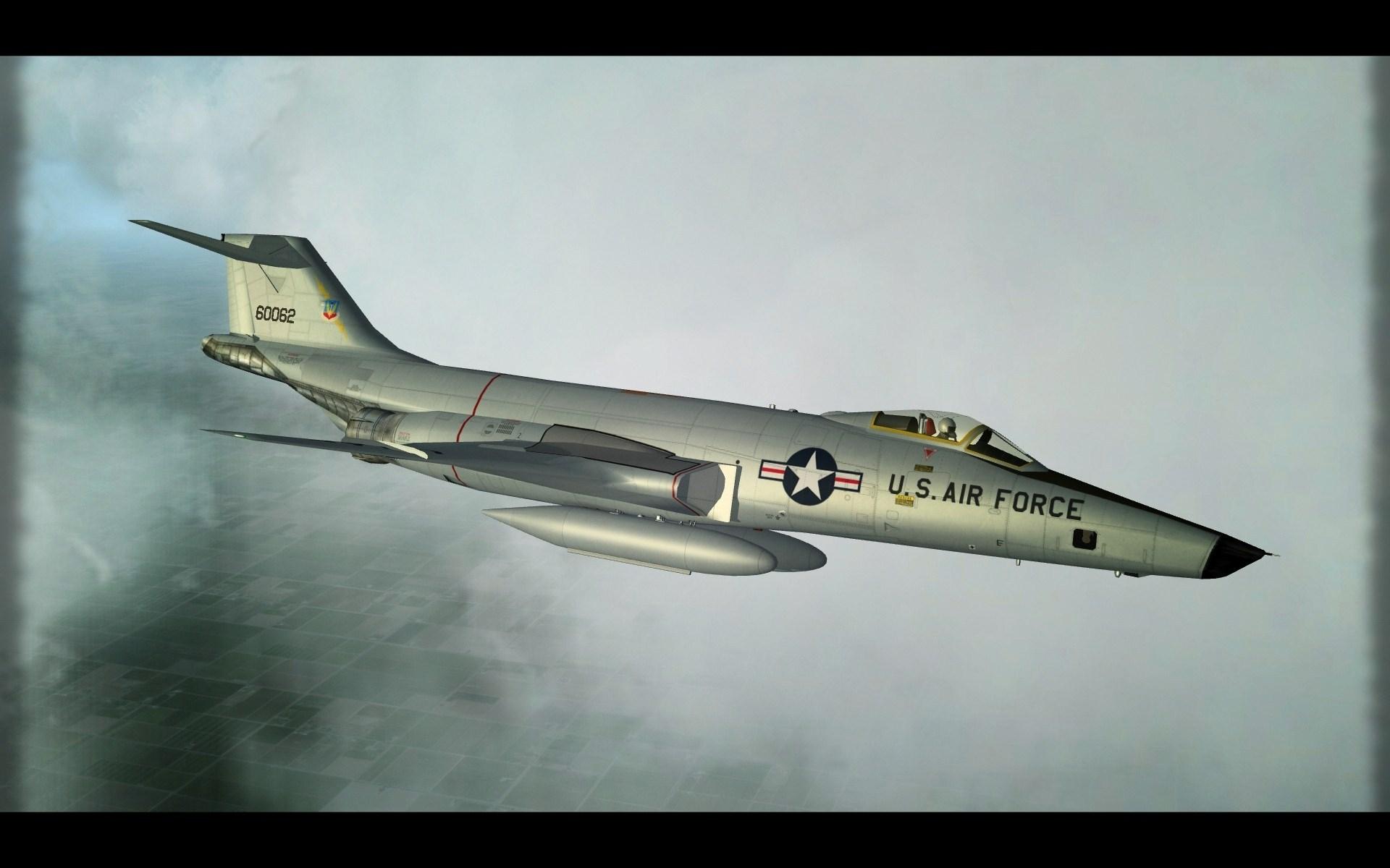 RF-101A & C VooDoo. SF.2 2020 Redux.