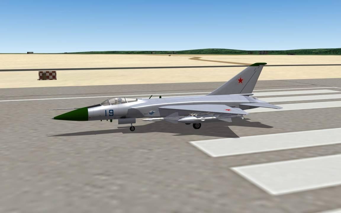 "Su-21S/P ""Flagpole"""