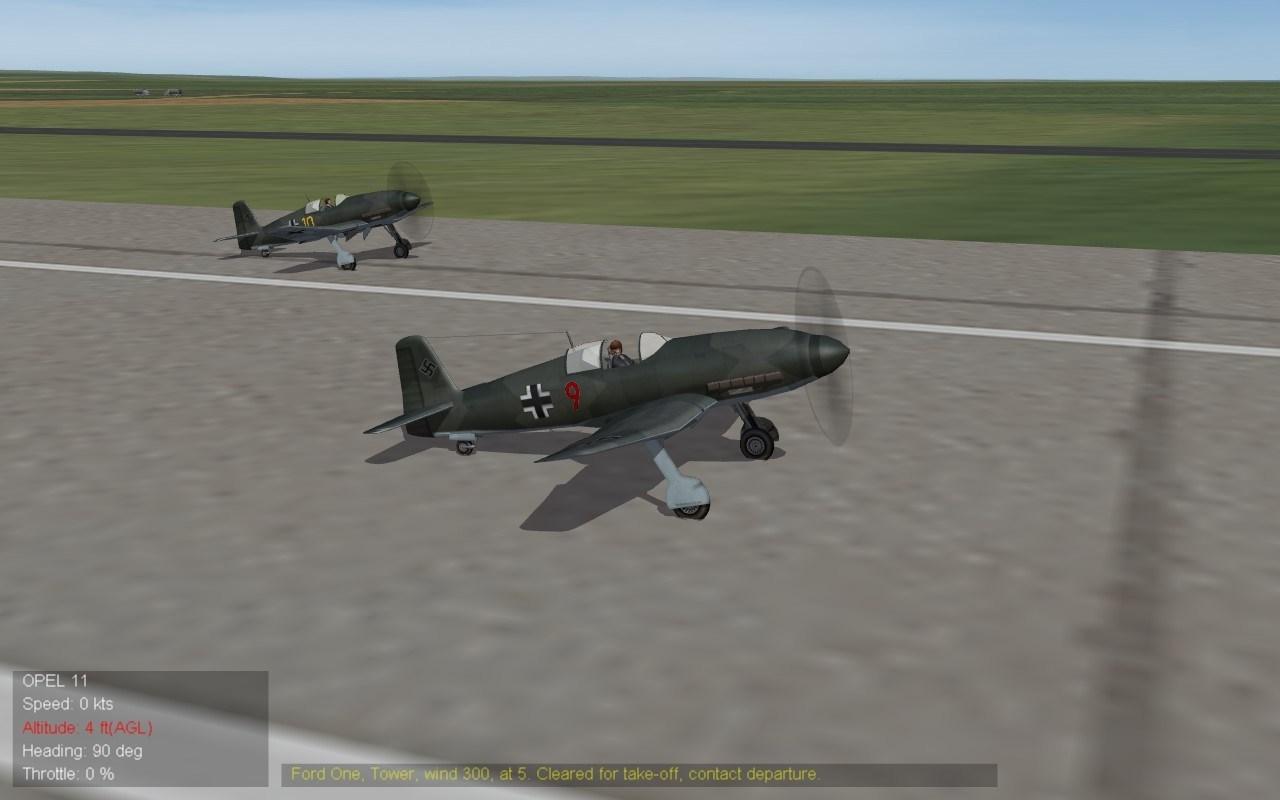 Heinkel He-100D1