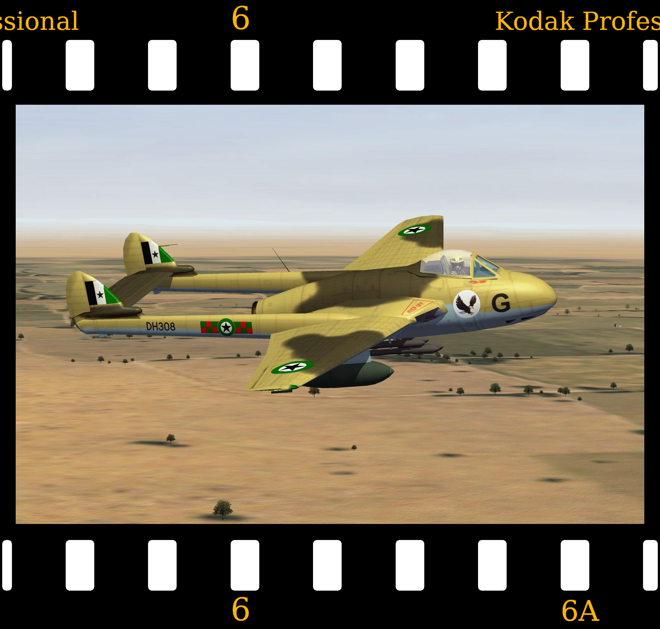 [Fictional] de Havilland Vampire FB.7 for SF2