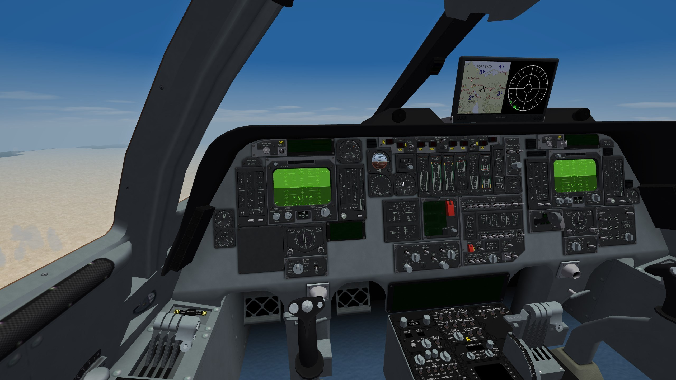TU-160 Blackjack for SF1 series by UllyB