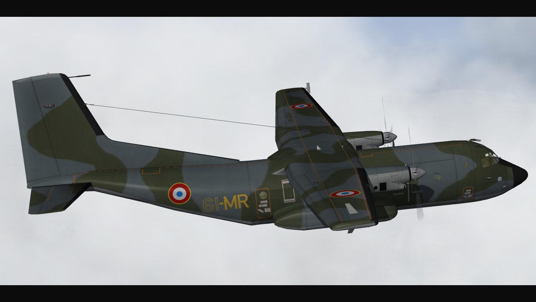C-160F Transall