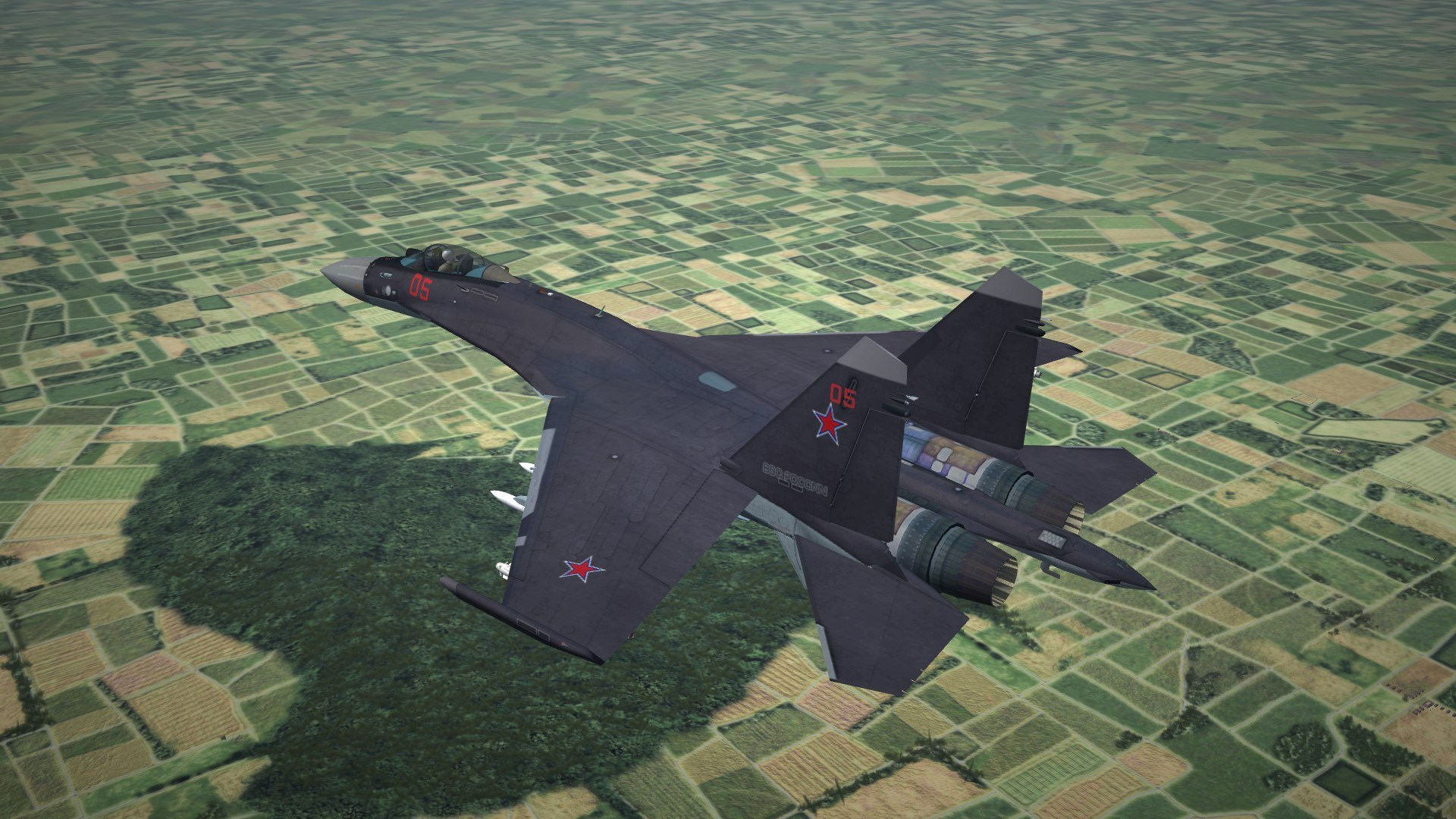 BBC Skin for Su-35S(by frtn)