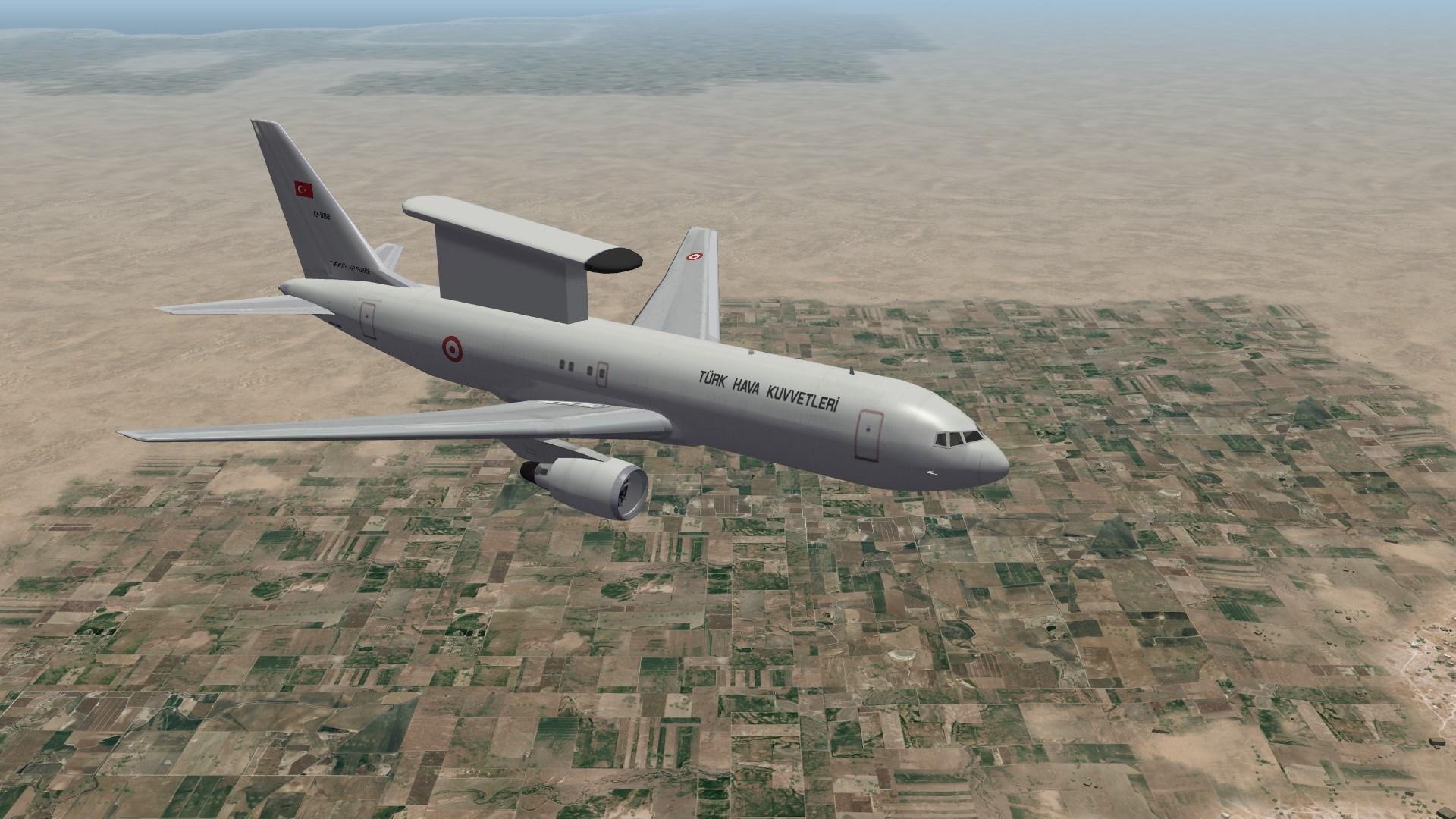 E-7T Peace Eagle (Stand-In)