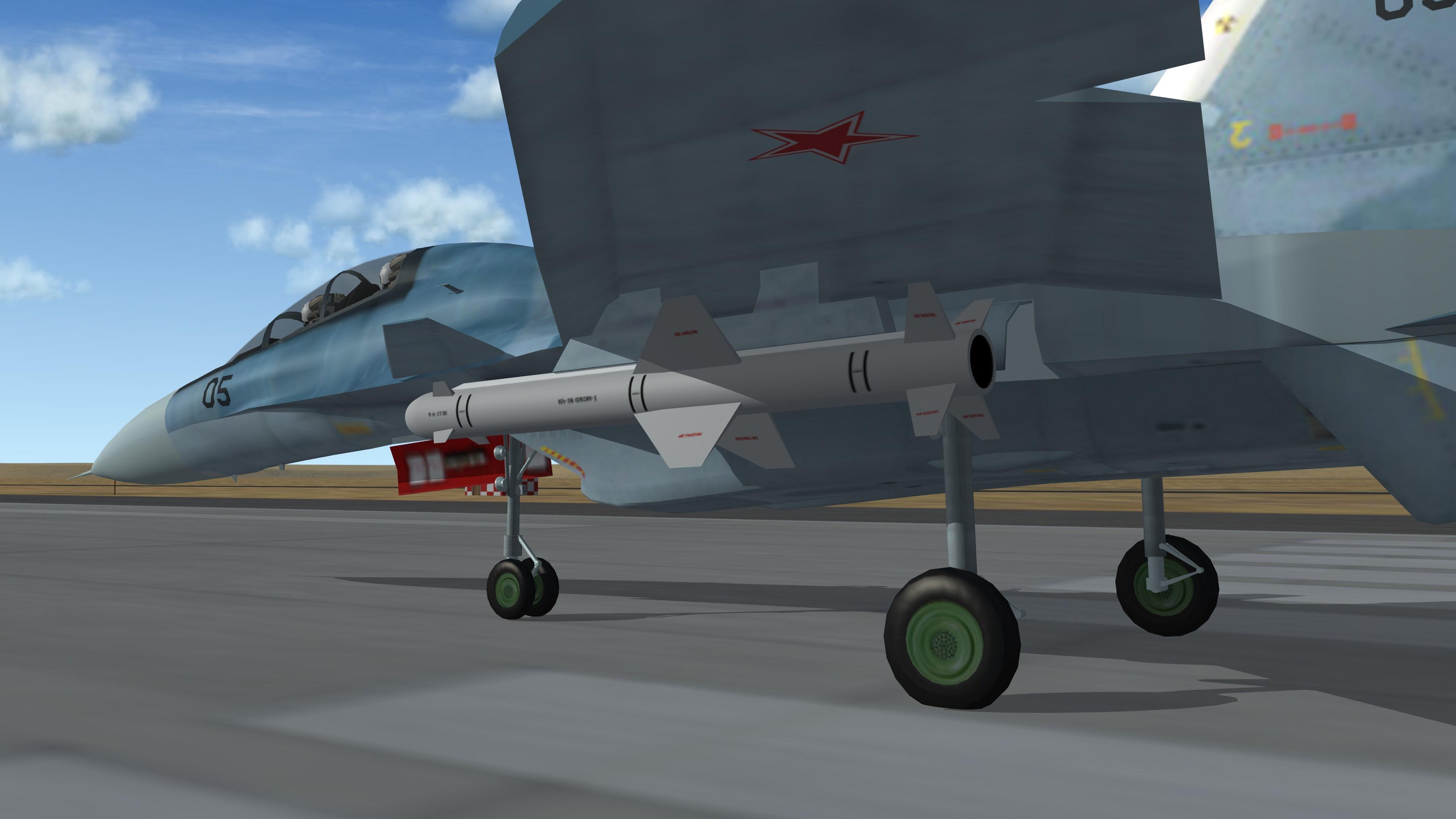 Kh-36 Grom-1