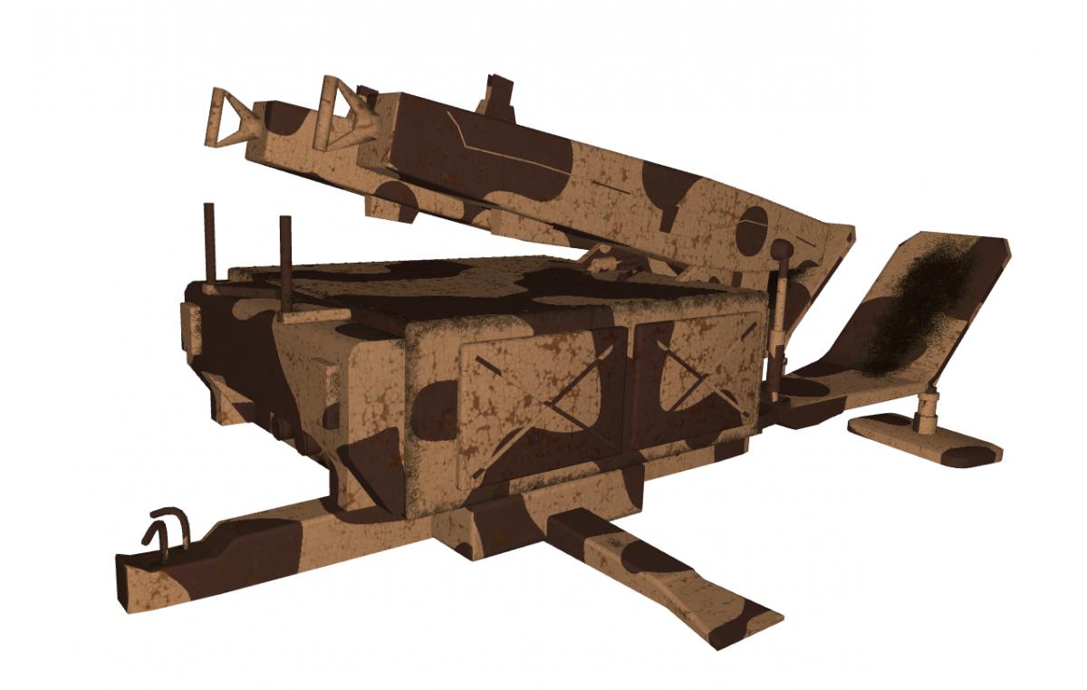 SAM-3 complete system