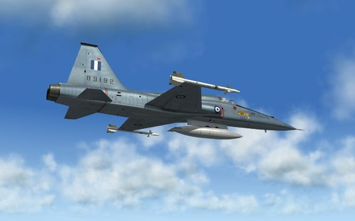 Hellenic Air Force F-5A Volume I