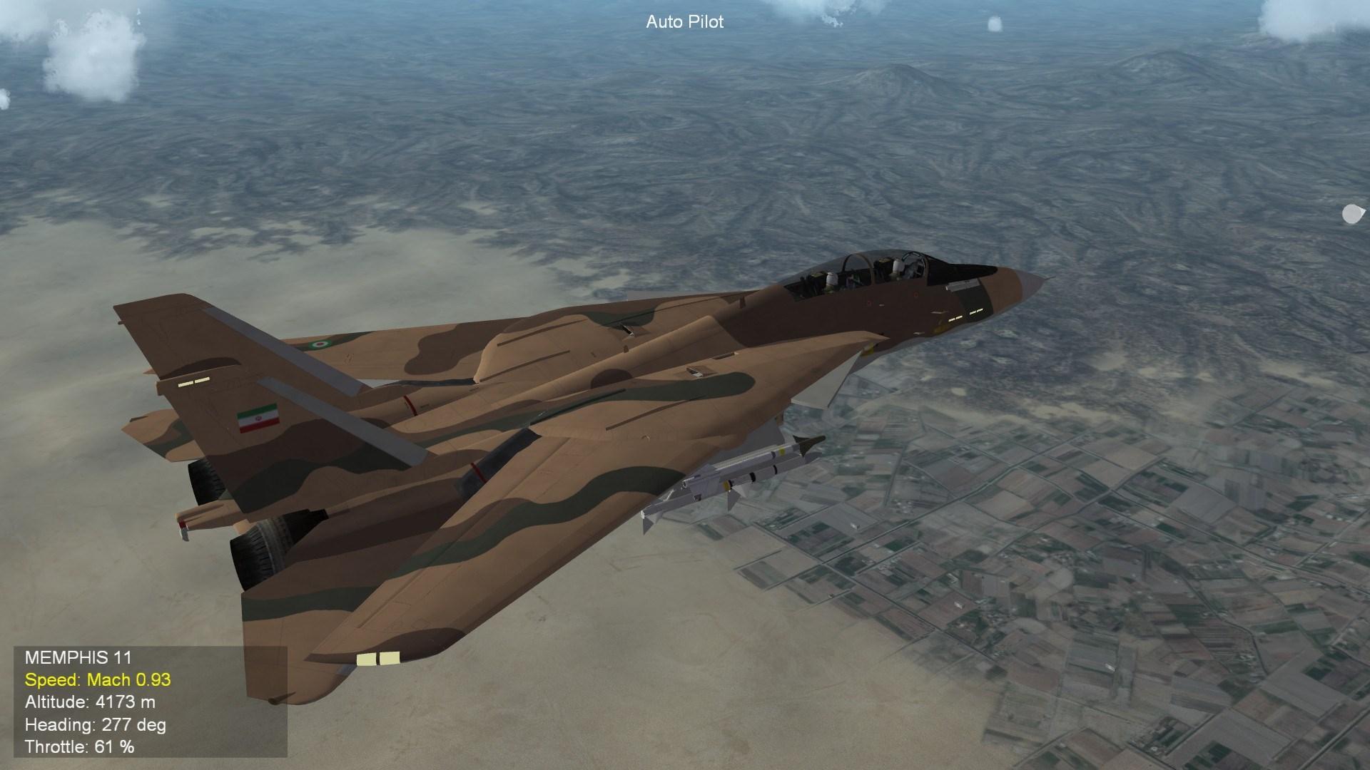 F-14A YAP