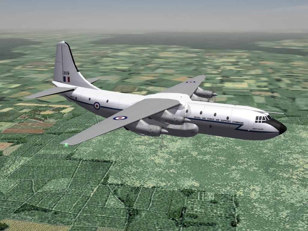 Short Belfast C.Mk.1 for SF2