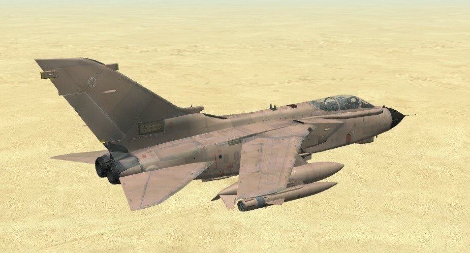 Tornado GR.1A Desert Storm