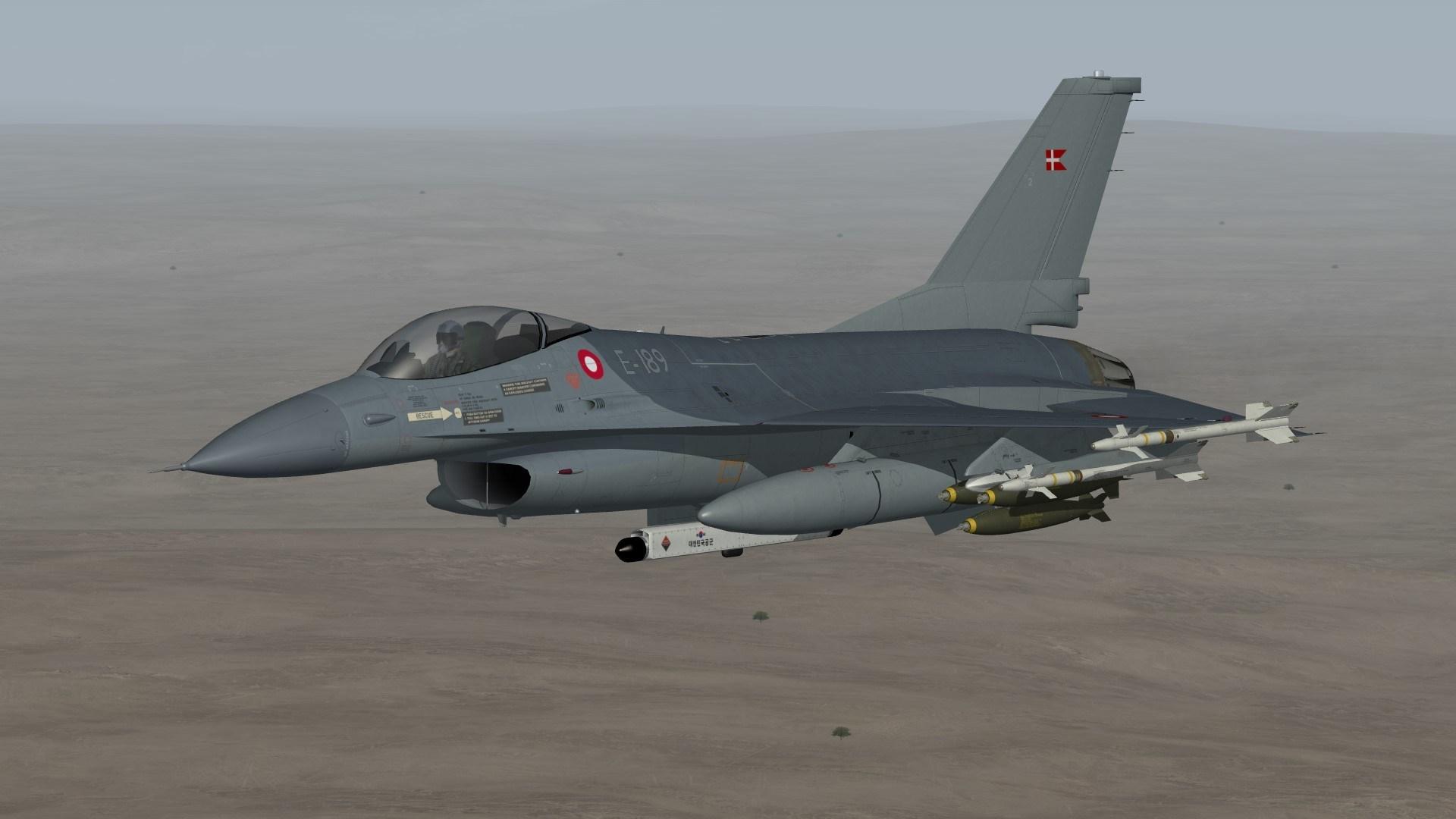 F-16A Blk 10
