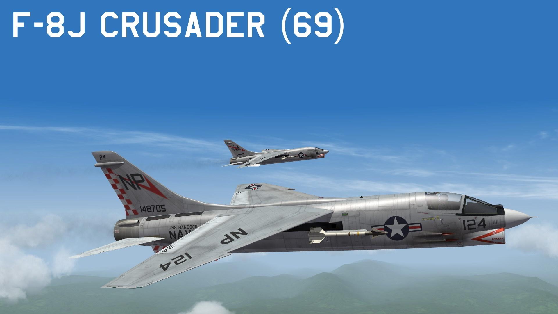 Third Wire F-8 Crusader Upgrade & Enhancement