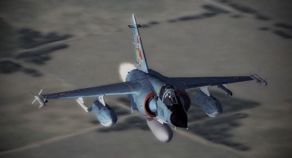 Mirage F1C-200