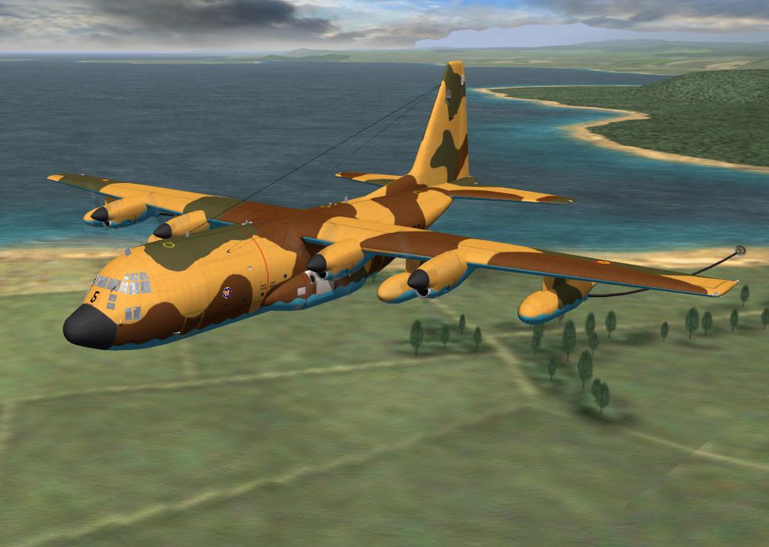 C-130 Hercules Superpack Add on #2