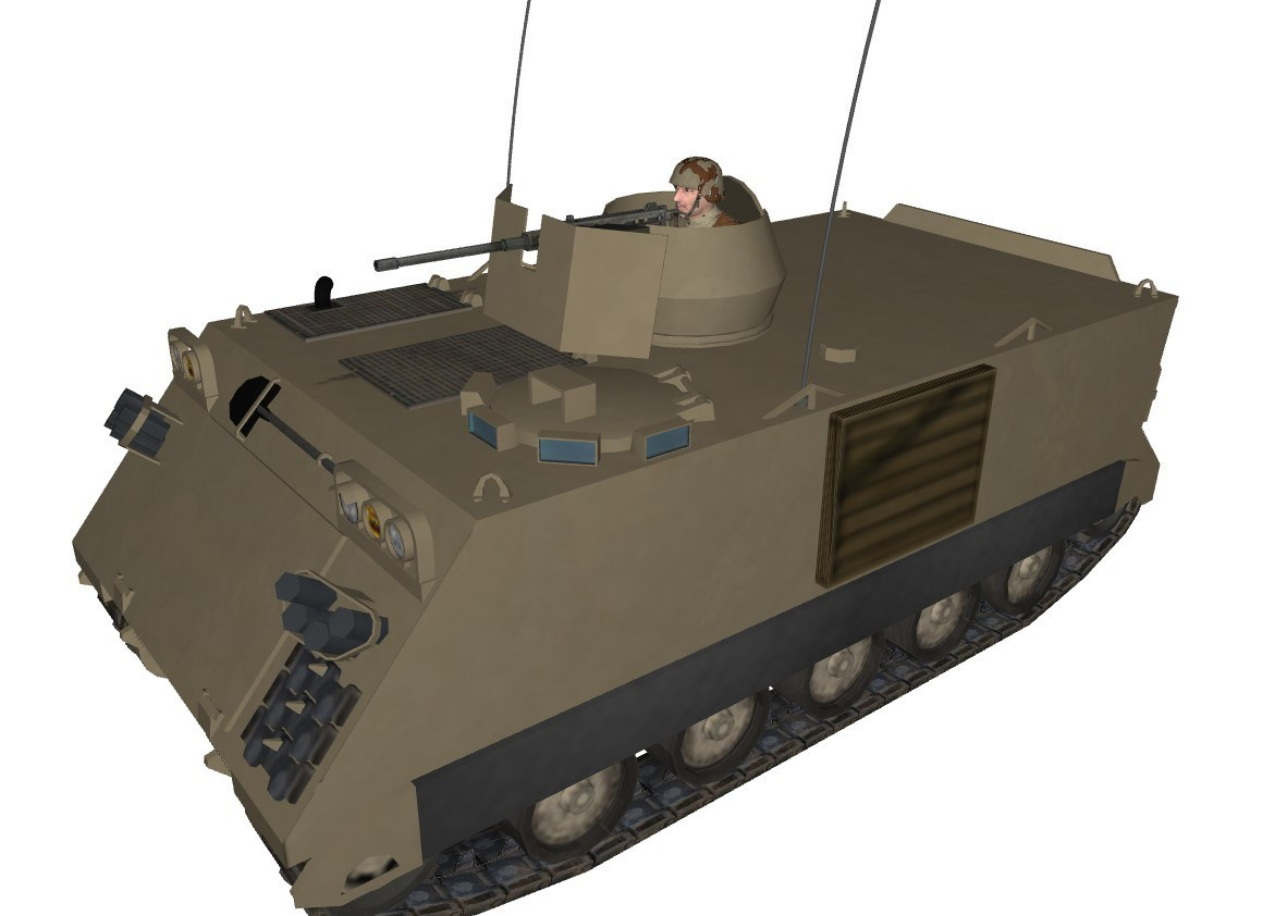 M113 ACAV 90's and 2000