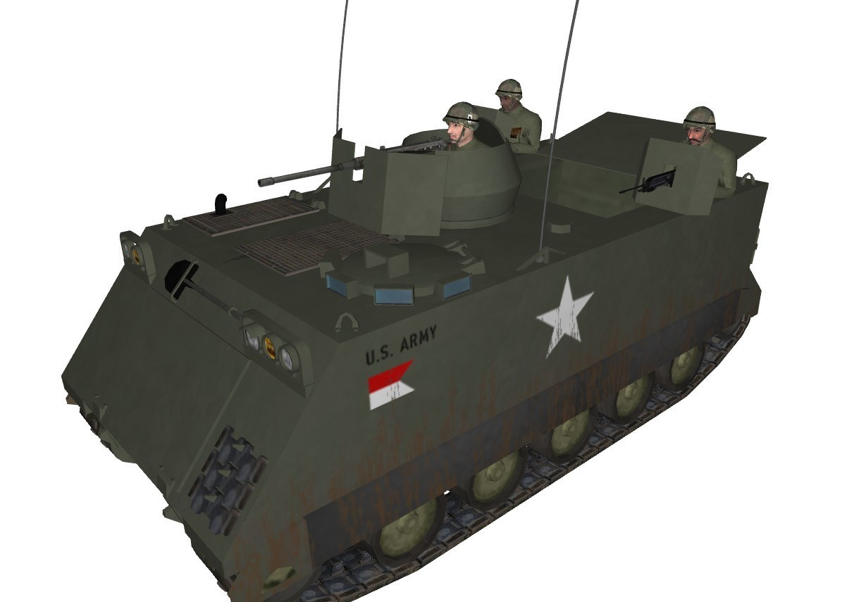 M113 ACAV 60's and 70's