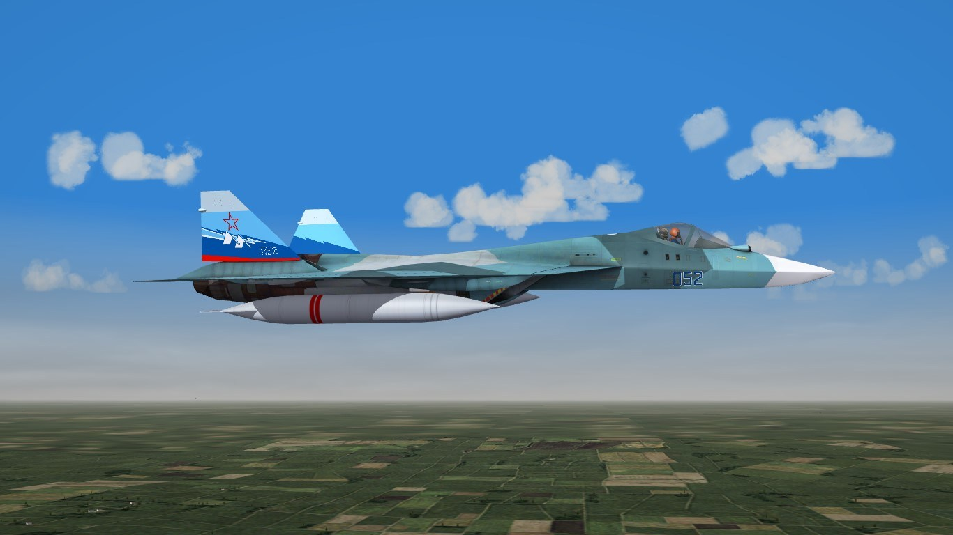 Prototype T-50-2