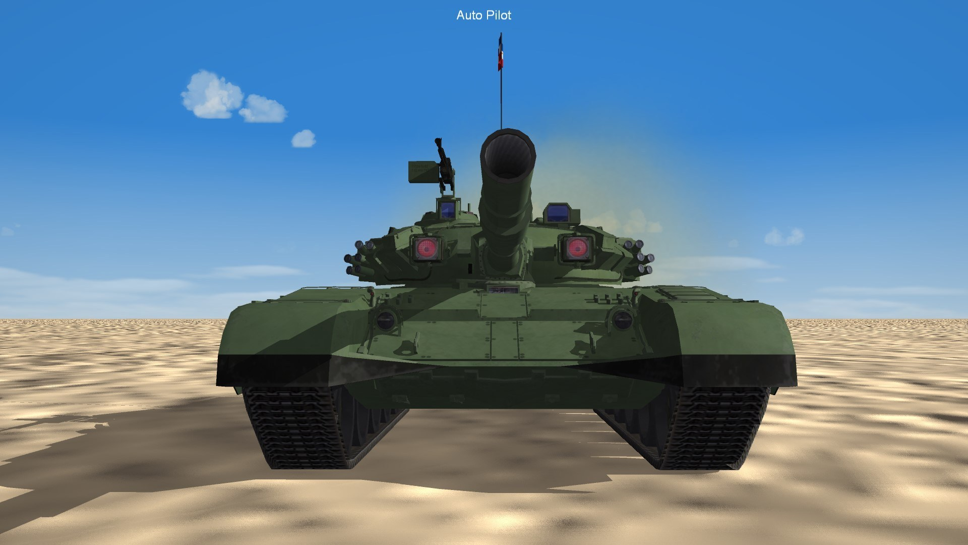 M-84AS / M-84AB1 Yugoslav MBT