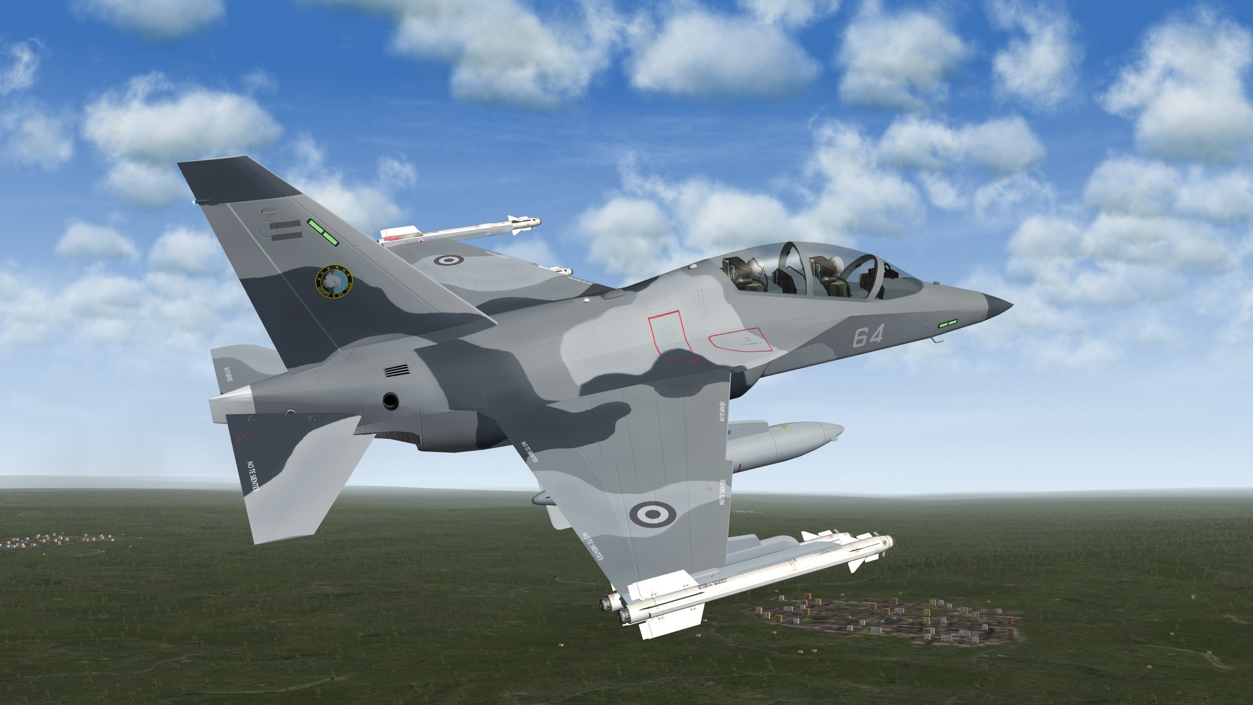 YAK-130 Skin Pack part 2 by UllyB 1.0.0