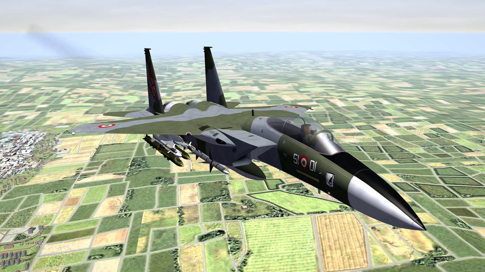 F-15A Aeronautica Militare